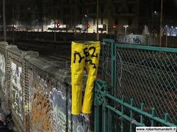 Milano Vandalismi