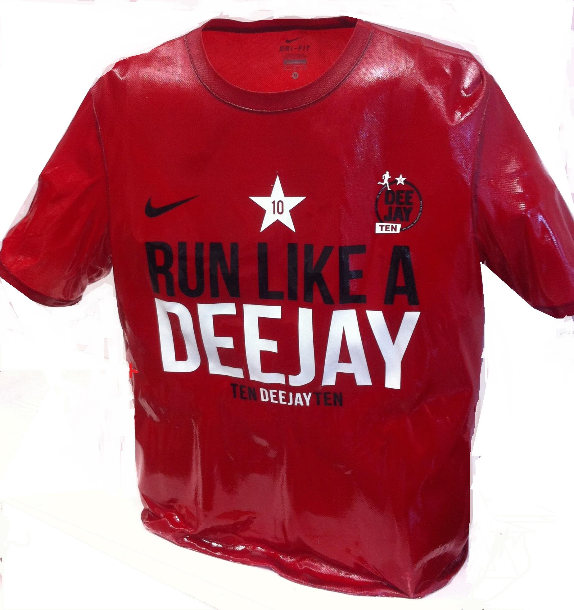 maglietta Deejay