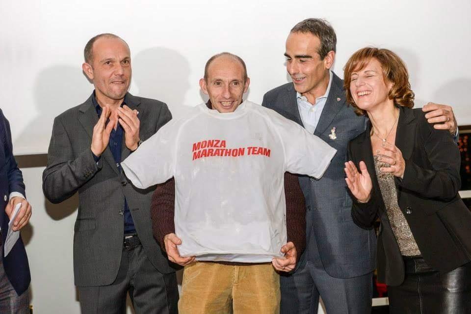Premiazione Danilo Goffi