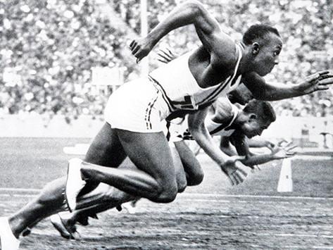Jesse Owens, Berlino '36