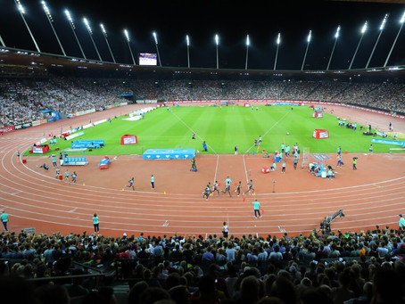 Tornano i 32 eventi di  Wanda Diamond League