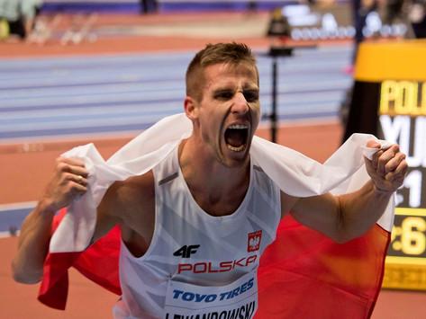 Atleta della settimana -             Marcin Lewandowski