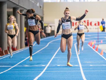 Risultati: CS indoor - cinque medaglie per i ticinesi