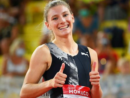 Ajla Del Ponte atleta dell'anno