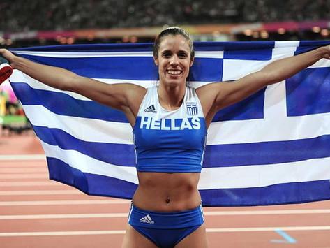 Atleta della settimana - Katerina Stefanidi