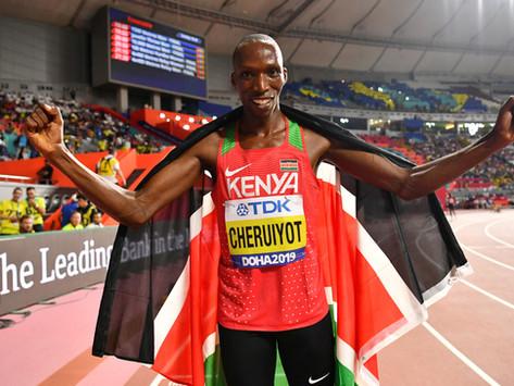 Atleta della settimana - Timothy Cheruiyot