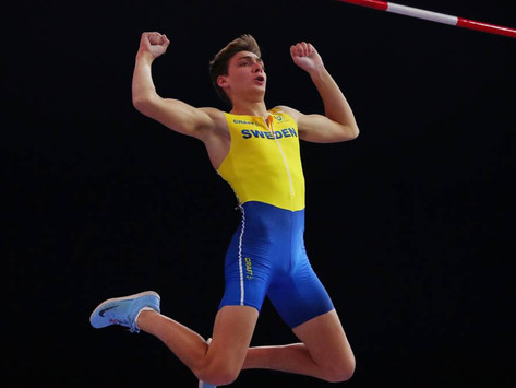 Atleta della settimana- Armand Duplantis