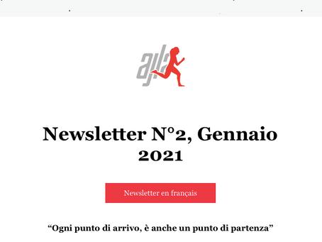 Newsletter Ajla Del Ponte