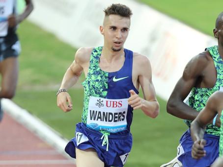 Julien Wanders cambia allenatore