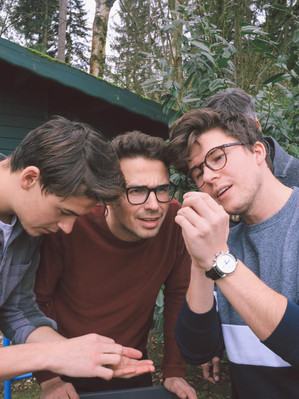 Bug Brothers - Lukas, Philipp und Hendrik