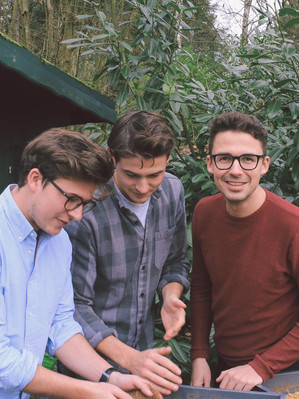 Die Bug Brothers (Hendrik, Lukas, Philipp)_7