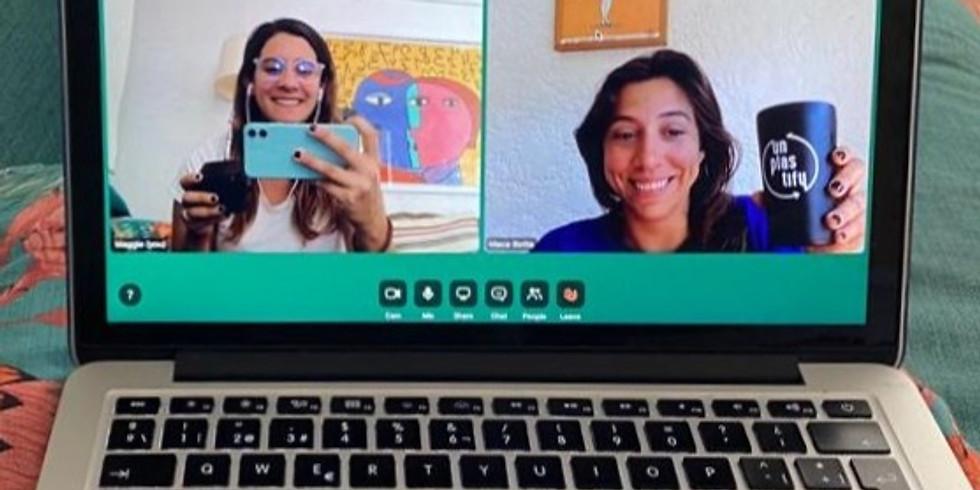 Presentaciones Orales Virtuales