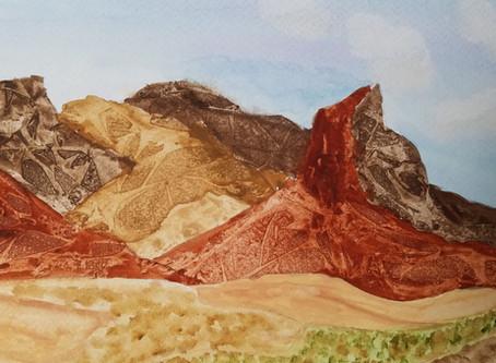 Dabbling in Watercolor Effects