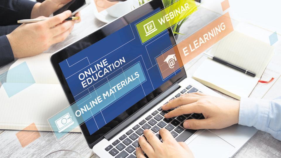 Online Interactive Education