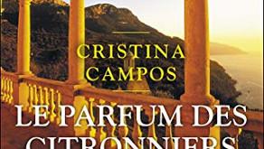Le parfum des citronniers de Cristina Campos