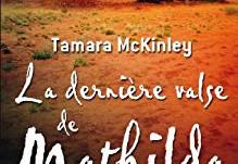 La dernière valse de Mathilda de Tamara McKinley
