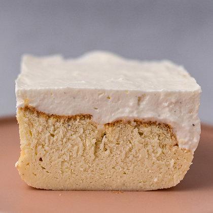 עוגת גבינה אפוייה של פעם