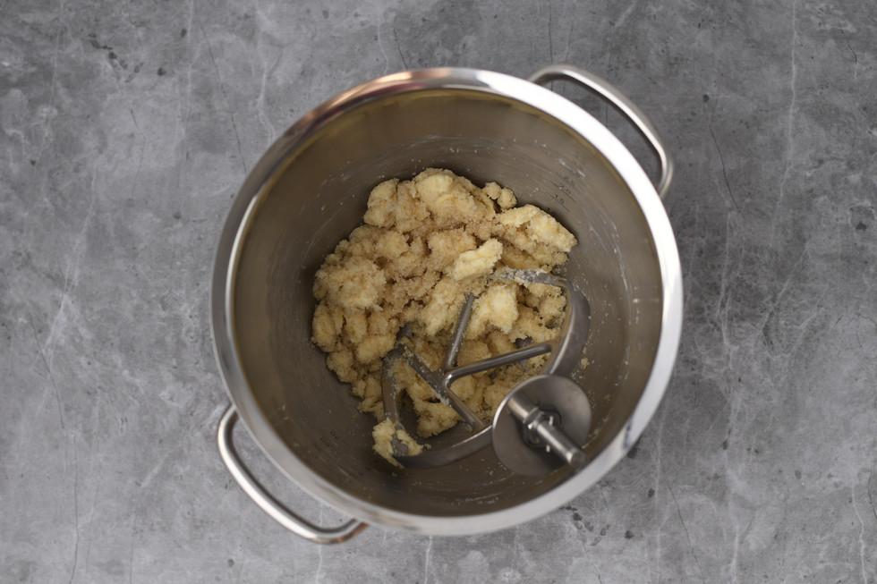 הסוכרים לאחר הטמעה לתוך החמאה