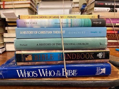 Religion - Bible Handbooks, Christian Theology,  Study of Paul,