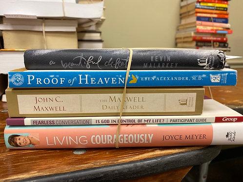 Religion - Christian Life, courage, leadership , Heaven