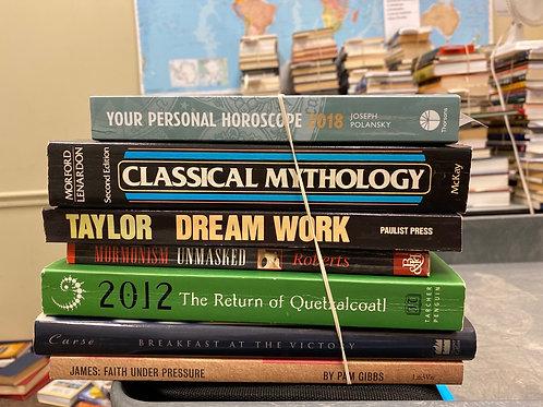 Religion - astrology, mythology, Dreams, Mormonism, Spirituality