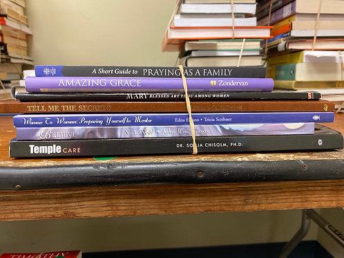 Religion - Spirituality, Mary, Art, mentoring