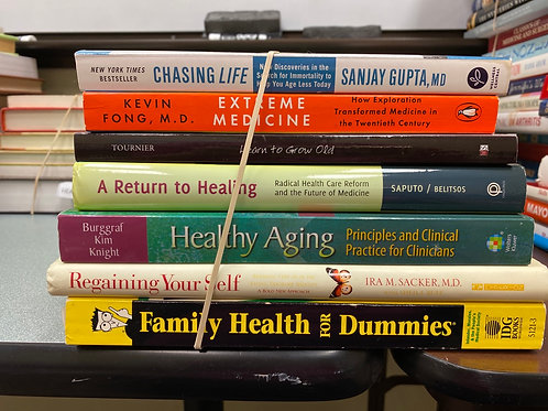 Health - aging well, family health
