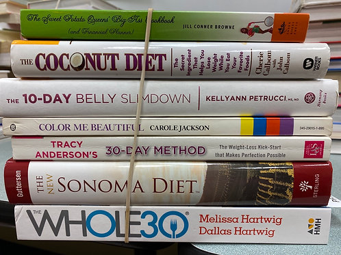 Physical fitness - Cookbook, weight loss, and style