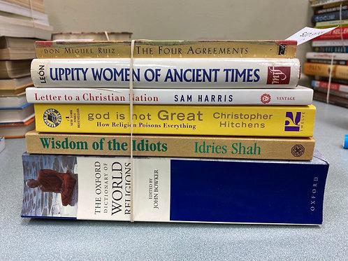 Religion - World Religions, Sufism, Secularism, women, Toltec Wisdom, Current af