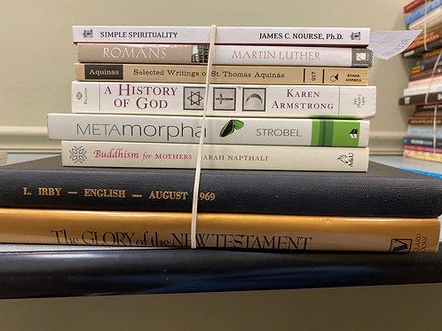 Religion - NT Illustrations, Calvinism, Buddhism, History, spirituality