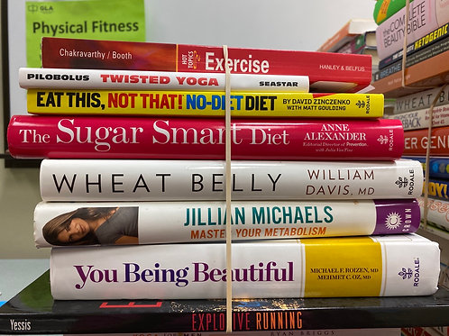 Physical fitness -exercise , diet, beauty