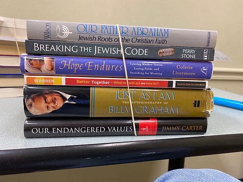 Religion - Christian Life, Jewish Roots