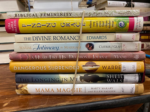 Religion - Non fiction, devotional, Marriage, Grace and Femininity