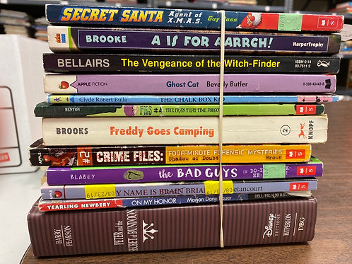 Young Readers - miscellaneous authors
