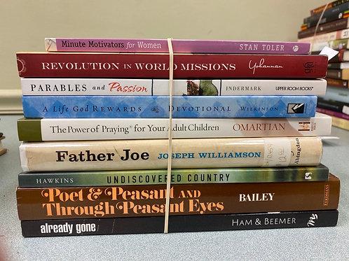Religion- Church, Luke, society, Prayer, Devotionals
