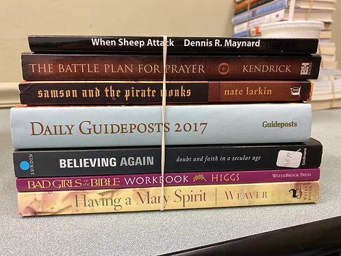 Religion - Women's issues, Doubt/Faith, Devotionals , Prayer, Men's