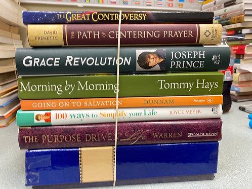 Religion - St Joseph Bible, Inspiration, Wesleyan, Prayer, Grace, End Time