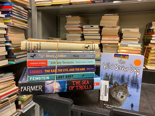 Young Readers  -  Miscellaneous subjects and authors