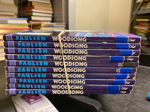 Young Readers  - Gary Paulson - Woodsong (set of 10)