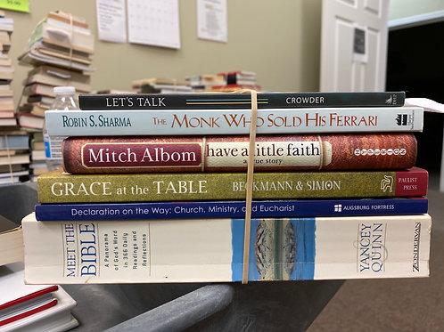 Religion - Bible, Social Issues, Spirituality, Prayer