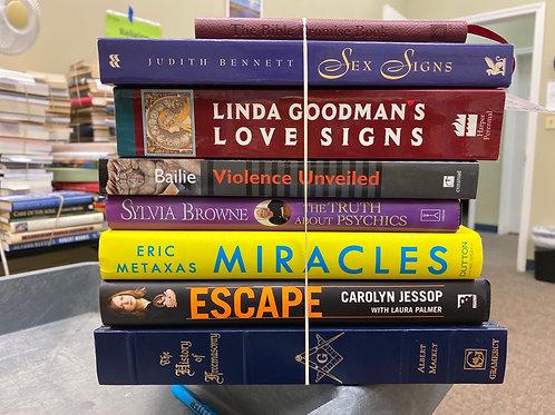 Religion - Freemasonry, LDS, miracles, psychics, astrology, Bible Verses