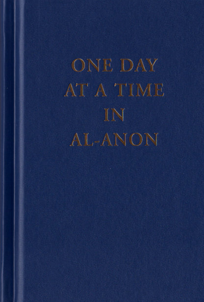 One Day at a Time in Al-Anon Large Print B-14