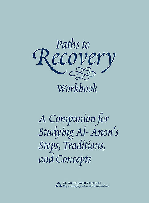 Paths to Recovery Workbook P-93