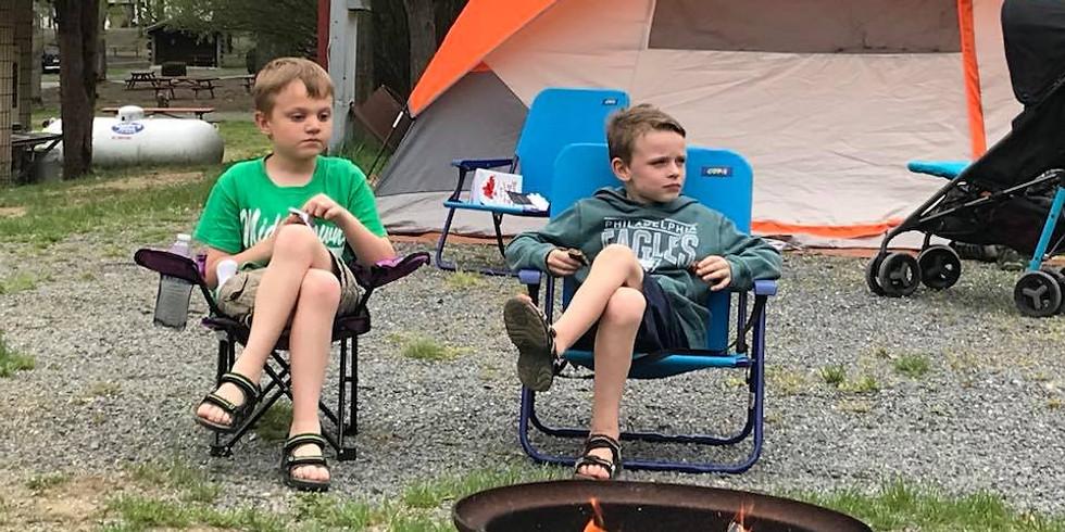 Knoebels Camping Trip