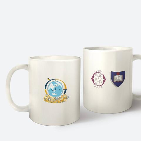 ロゴ入りオリジナルマグカップ