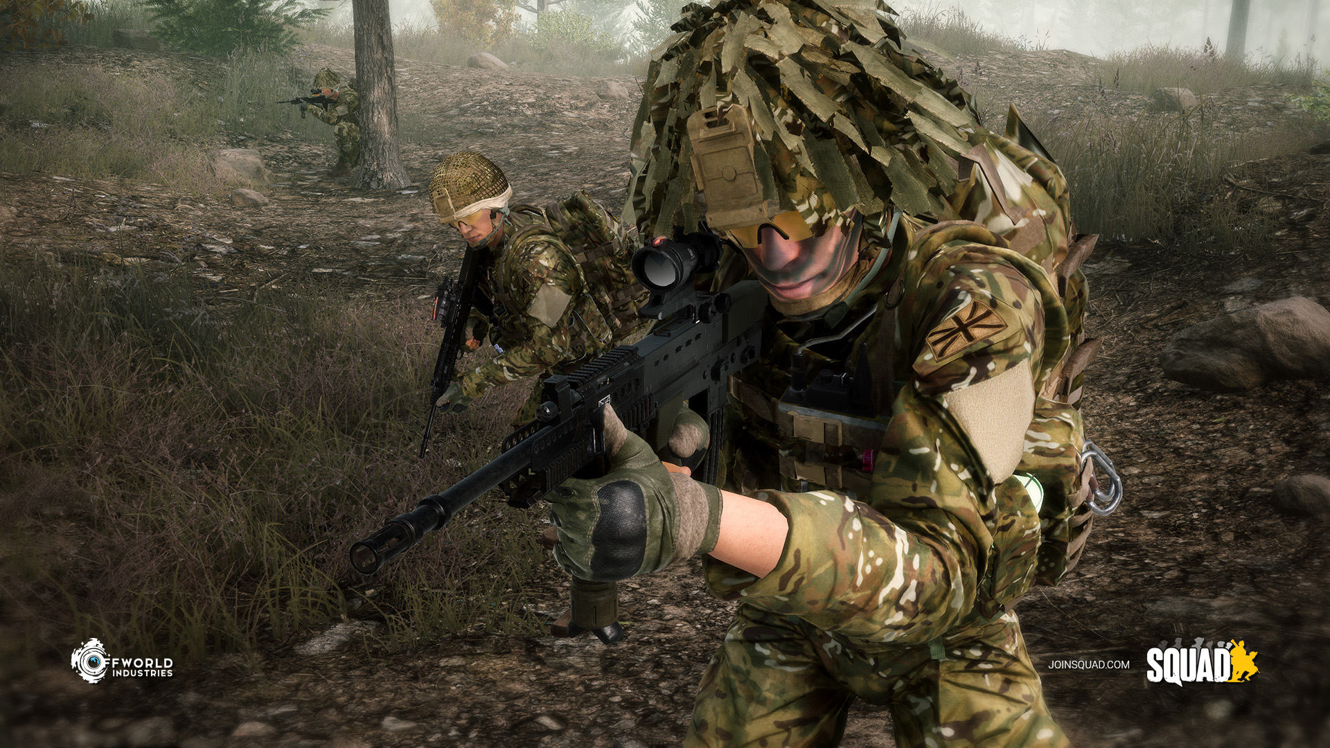 02_Squad_British_Soldiers_Kamdesh