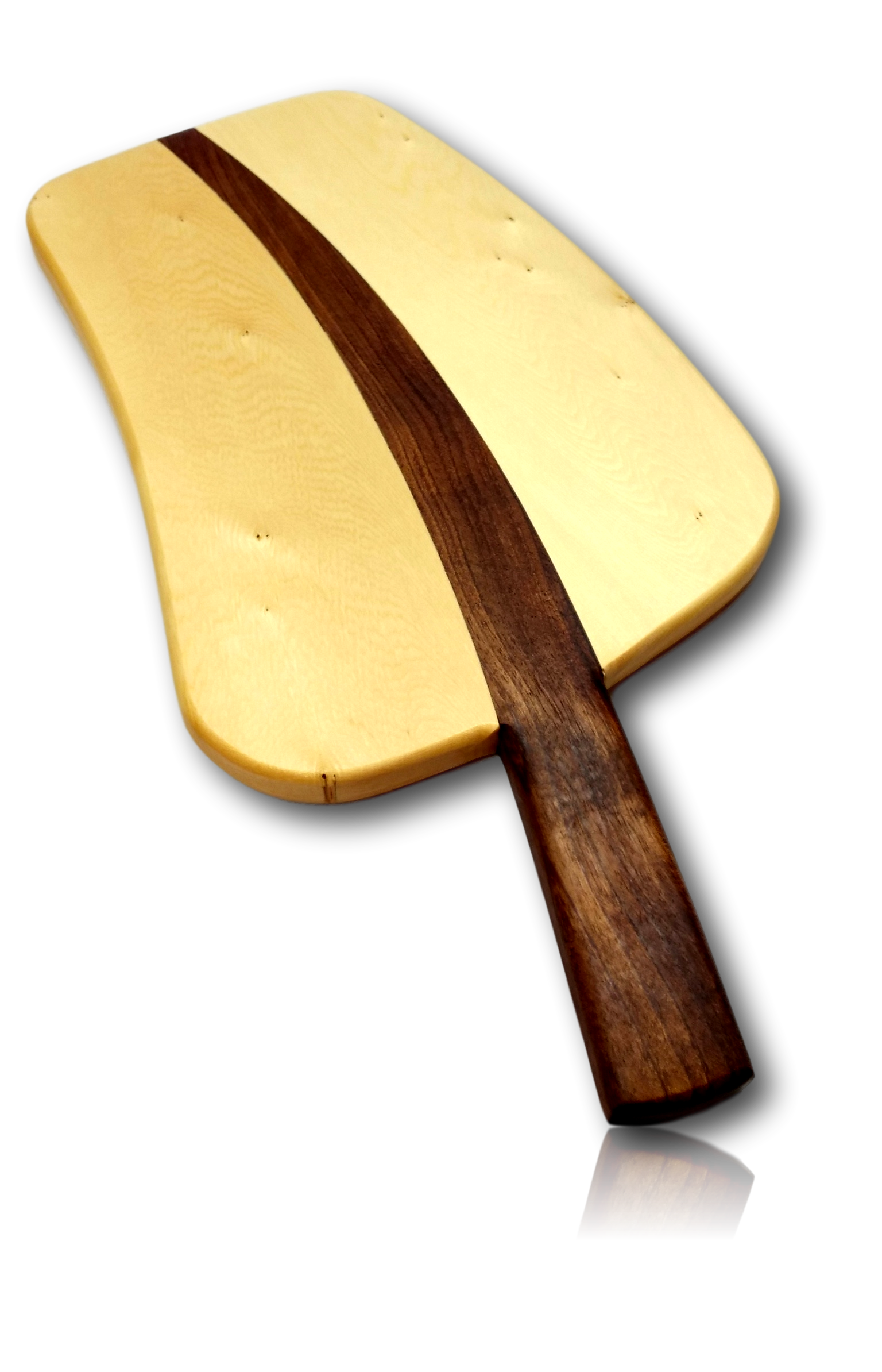 Huon Pine & Blackwood Gum leaf board