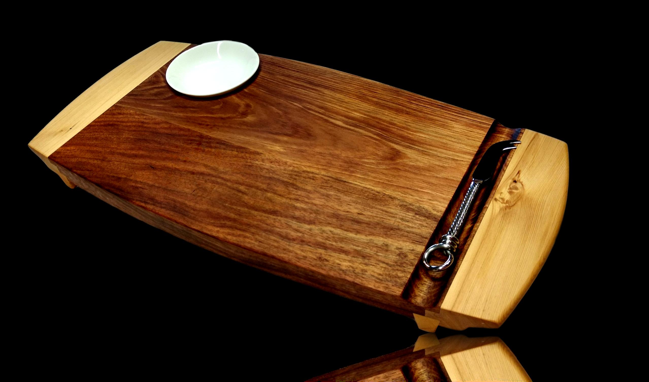 Blackwood & Huon Pine Cheese Board