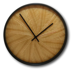 Tasmanian Oak Tic Tok Clock