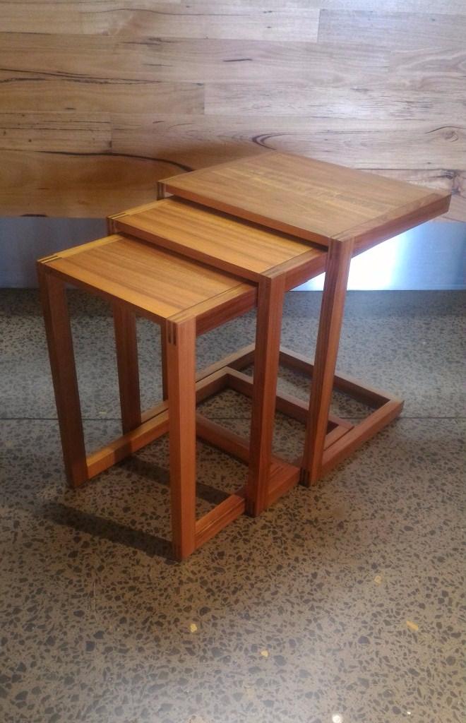 Blackwood Nest Table